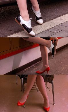 Audrey Horne of Twin Peaks, played by Sherilyn Fenn
