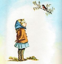 Tasha Tudor ~ Illustration from The Tasha Tudor Cookbook Tudor, Ute Lemper, Maria Callas, Tilda Swinton, Vintage Children's Books, Vintage Kids, Beatrix Potter, Elizabeth Taylor, Children's Book Illustration