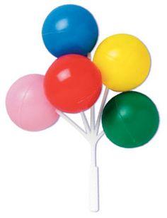 Pique Ballons anniversaire chez Bianca and Family