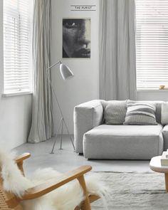 Zo creëer jij een stijlvolle Scandinavische woonkamer   http://www.woninginrichtingdoetinchem.nl/
