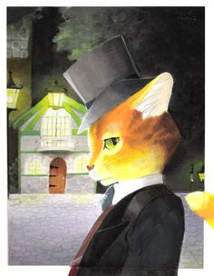 The Cat Returns by alice-top on @DeviantArt