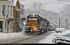 RailPictures.Net Photo: CSXT 8849 CSX Transportation (CSXT) EMD SD40-2 at Hudson, New York by Gary R. Schermerhorn