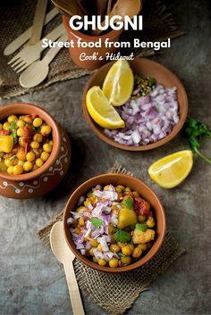 Ghugni -- Cook's Hideout