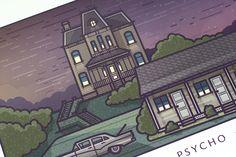 Pyscho (detail) - Ryan Putnam