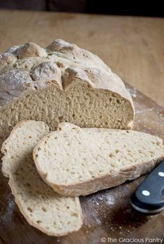 Clean Eating Irish Soda Bread