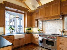 Palo Alto Traditional - traditional - kitchen - san francisco - ScavulloDesign Interiors