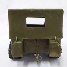 Vintage Toys - Vintage Tonka pressed steel Army Jeep for sale in Cape Town… Cape Town, Vintage Toys, Jeep, Army, Gi Joe, Old Fashioned Toys, Military, Jeeps, Old School Toys