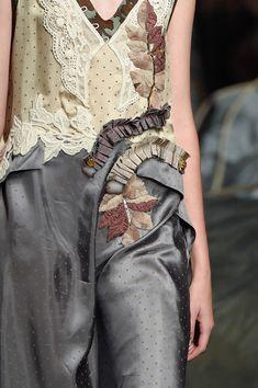 Antonio Marras at Milan Fashion Week Spring 2016 - Details Runway Photos