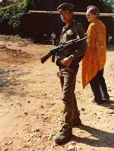 Pathet Lao - Laotian Civil War