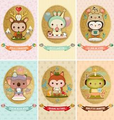 cutee little animals