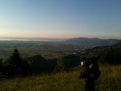 Hiking_wandern: Hohenems / Vorarlberg / Austria - mit Häkelwildsau unterwegs ;-))   Foto@Tschola