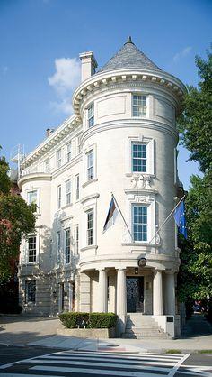 Embassy Row- Embassy of Estonia