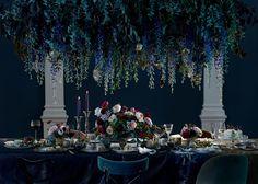 以創意繁花為顏料,彩繪人生的重要日子:婚禮花藝工作室 Swallows & Damsons - The Femin