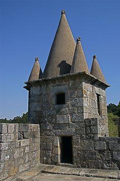Santa Maria da Feira castle - Portugal