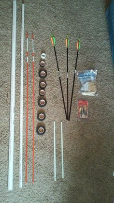 DIY PVC 75 lb draw bow