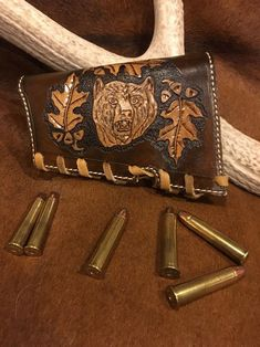 Shop for leather hats, holsters, canteens, or order custom leather products Western Holsters, Western Belts, Smith And Wesson Governor, Buffalo Brand, 1911 Holster, Pancake Holster, Leather Rifle Sling, Big Horn Sheep, Leather Products