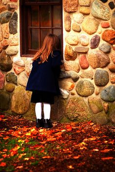 Autumn curiosity.