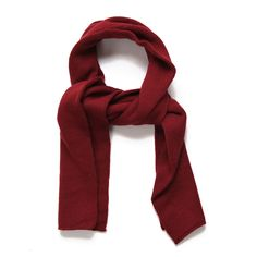 """SANREMO Unisex Kids Plain Knitted Warm Winter Outdoor Scarf Shawl (Maroon). Warm knitted Winter scarf, breathable, soft and smooth to touch, keep your child warm in the cold winter. One Size Fits Most. Scarf Length: 54"""", Width: 6.5""""; Suitable for Both Boys and Girls. A Great Accessory for Everyday Wear, And the Perfect Gift for All Occasions and Seasons. Please Note: The Actual Color of Our Product May Slightly Vary From the Product Images Due To Different Computer Screen Display."""