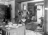 Houses, Interiors: New Westminster Public Library Heritage Photo Tour c.1910