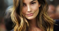 The secret to looking less Victoria's Secret pinup and more natural via @PureWow
