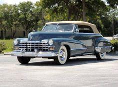 1947 Cadillac 62