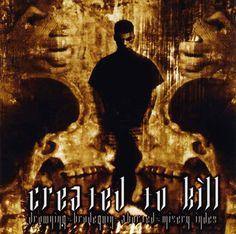 Created to Kill  Split  2002