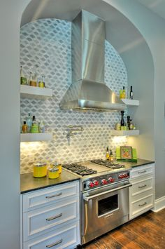 backsplash tile!