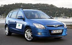 Korngsfamily Eastern South Australia TV Car (Hyundai i30 CW)