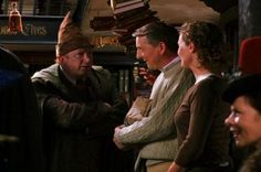 Weasley and Mr and Mrs Granger in Flourish and Blotts Good Old Movies, The Hallow, The Sorcerer's Stone, Movie Marathon, Harry Potter Love, First Novel, Mischief Managed, I Love Books, Hogwarts