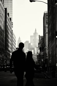 """bagnostian: """"the world is falling down, hold my hand"""" tribeca, nyc. (Fuji X-Pro1)"""