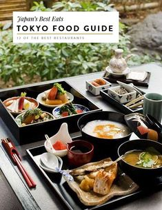 Where-to-Eat-in-Tokyo-for-Best-Japanese-Food-Restaurants #TheFoodieTravelGuide
