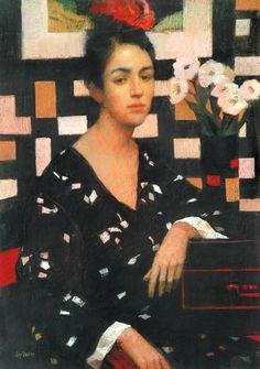 Judy Drew (Australian, b. 1951) this looks so very modern i love it