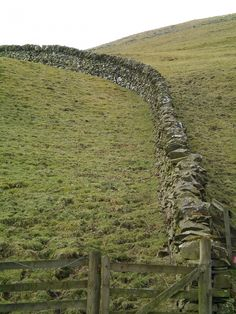 Scottish Fences.  These line the countrysides and are so beautiful!