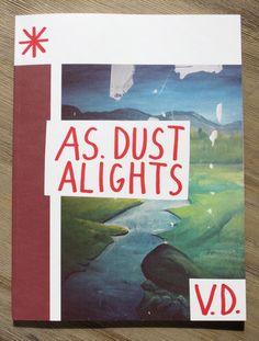 AS DUST ALIGHTS (V.D.)
