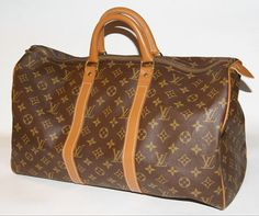 Authentic Louis Vuitton vintage French Company by PurseAngels, $678.00