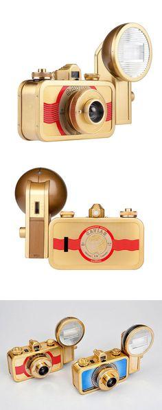 La Sardina Beluga - 35mm analog wide-angle camera