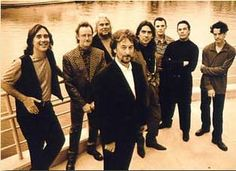 Supertramp - another one of my favourite bands (and photos), from about 1997.