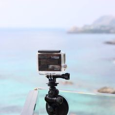 Are you using a GoPro?  We're using the Hero 3 Black Edition and we really love it :) The picture was taken om the roof of the Son moll Sentits & Spa Hotel in Cala Ratjada Mallorca.  #gopro #goprohero3 #calaratjada #sonmollsentits #summer #adventure #sea
