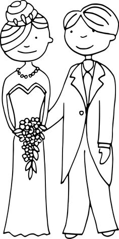 Too adorable and free! bride, slide, tide....other side: groom, room, bloom etc.