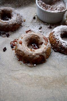 Raw pumpkin donuts | Oh, Almonds