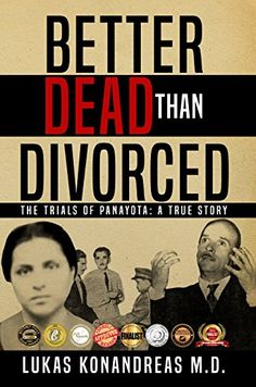 Review: 5 stars for Better Dead Than Divorced - a true crime story #review #crime #memoir http://effrosyniwrites.com/2017/03/06/book-review-better-dead-than-divorced/