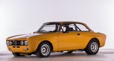 1970 Alfa Romeo Giulia - 1750 GTAm | Classic Driver Market