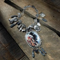 Chief Necklace... Loveeee This