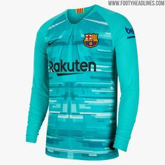 Barcelona Home Goalkeeper Men Soccer Jersey Personalized Name and Number Brand: Nike Gender: Men's Adult Model Year: Material: Polyester Type of Brand Logo: Embroidered Type of Team Badge: Embroidered Fc Barcelona Logo, Camisa Barcelona, Barcelona Football, Barcelona Cake, Barcelona Tattoo, Barcelona Players, Messi Soccer, Soccer Boys, Fc Barcelona