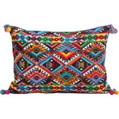 Celeste 14'' Embroidered Pillow