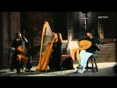 ▶ Jordi Savall, Ferran Savall, Arianna Savall - Canarios - Improvisation - YouTube