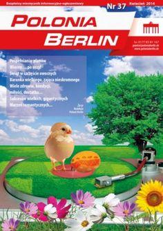 Gazeta poloniaberlin.de - 37 - Kwiecień 2014 - http://gazeta.poloniaberlin.de