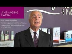Join Dr. Howard Murad as he talks about Massage Envy Spa's exclusive line of Healthy Skin Facials!