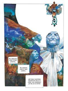 Sharaz-de: Tales from the Arabian Nights. Archaia Entertainment, LLC. Author & Illustrator Sergio Toppi.