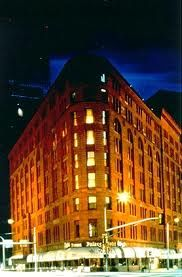 The Brown Palace. LOVE this hotel!!! Look forward to my next stay.